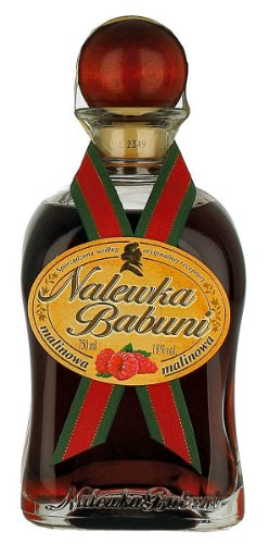 Nalewka – Nalewka Babuni Malinowa (Raspberry) – Poland – 18%