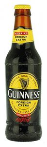 Nigerian Guinness Foreign Extra Bottles 325ml (Case of 24)