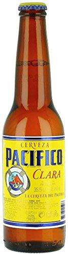 Pacifico Clara Beer (24 x 355ml Bottles)