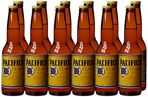 Pacifico Clara Lager, 4 x 355 ml