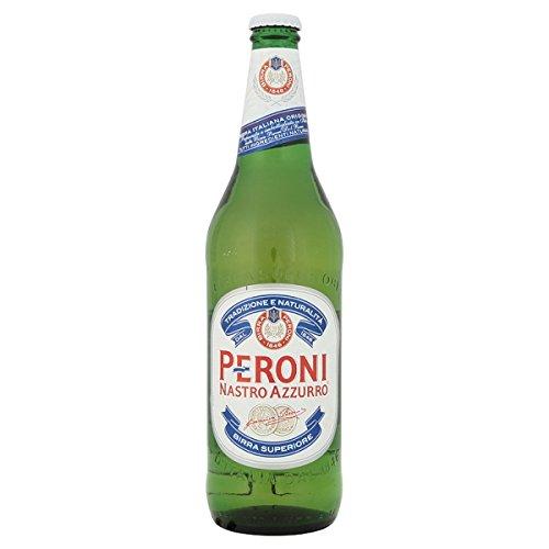 Peroni Nastro Azzurro Lager (12 x 660ml Bottles)