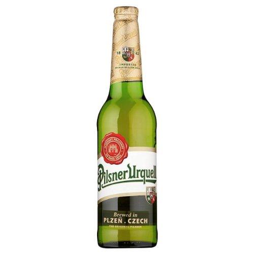 Pilsner Urquell Pemium Czech Lager 500ml (Case of 12)