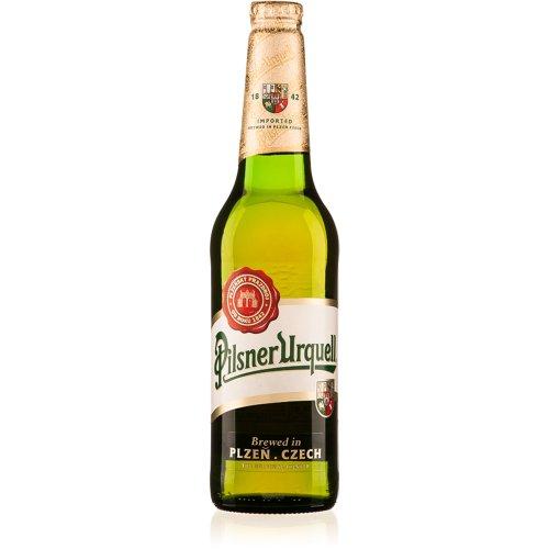 Pilsner Urquell – Pemium Czech Republic Lager Beer – 24 x 330 ml – 4.4% ABV