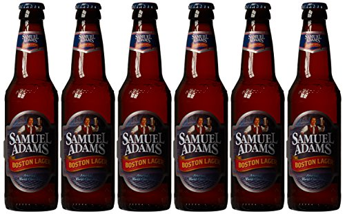 Samuel Adams Boston Lager 33 cl (Case of 6)