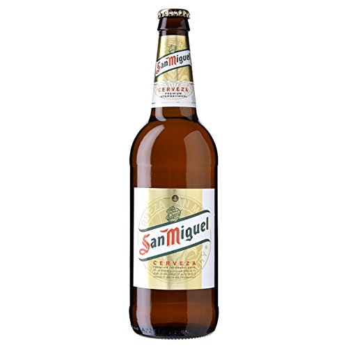 San Miguel Lager 660ml (Pack of 8 x 660ml)