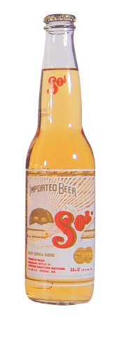 Sol – Premium Mexican Lager Beer – 24 x 330 ml – 4.4% ABV