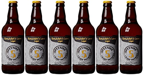 speyside craft brewery speyside craft randolph s leap ale 6 x 500 ml beers uk 2981