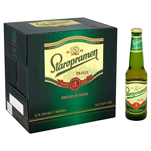 Staropramen 12 x 330ml – (Pack of 2)