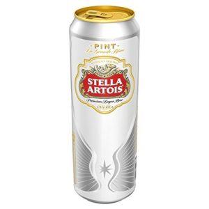 Stella Artois 568ml (Pack of 24 x 568ml)
