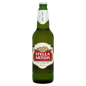 Stella Artois 660ml (Pack of 12 x 660ml)