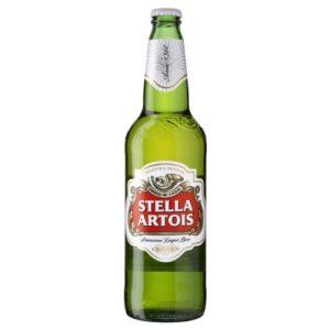 Stella Artois – Premium Belgian Lager Beer – 12 x 660 ml – 4.8% ABV