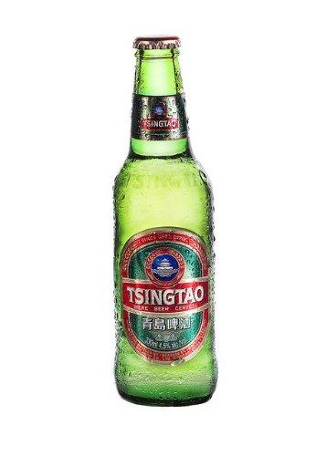 Tsingtao – Premium Chinese Lager Beer – 24 x 330 ml – 4.8% ABV