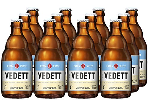 Vedett White Lager, 12 x 330 ml