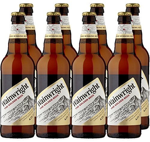 Wainwright Golden Ale, 8 x 500 ml