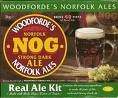 Woodford's Nog 40 pint (3kg) home brew real ale kit