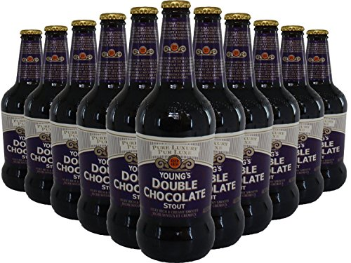Youngs Double Chocolate Stout 500ml – Case of 12