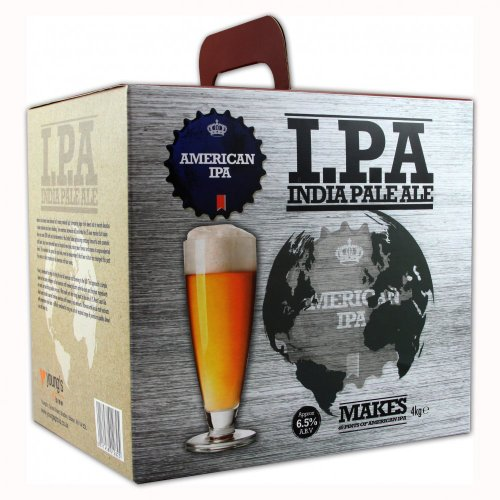Youngs Premium Ale Kit – American India Pale Ale IPA