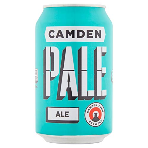Craft Beer Party Pack, from Camden Town Brewery and Goose Island, 12 cans per pack