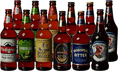 Marston's Classic Assorted Ales, 12 x 500ml
