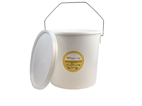 10 Litre Fermentation Vessel/Bucket/Bin