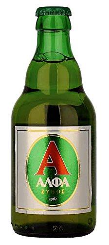 Alfa Hellenic Beer 330ml – Case of 12