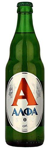 Alfa Hellenic Beer 500ml – Case of 12