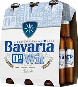 Bavaria Non-Alcoholic Premium Wheat Beer 330 ml (Pack of 24)