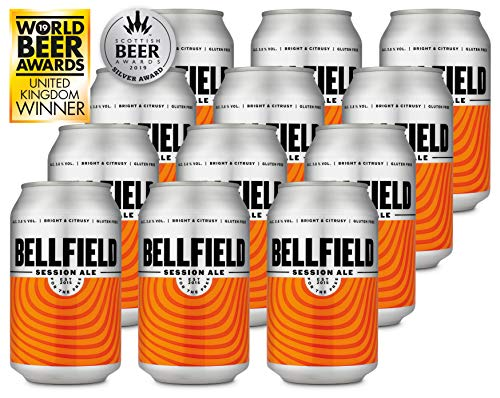 Bellfield Brewery: Session Ale (12x330ml gluten-free beer)