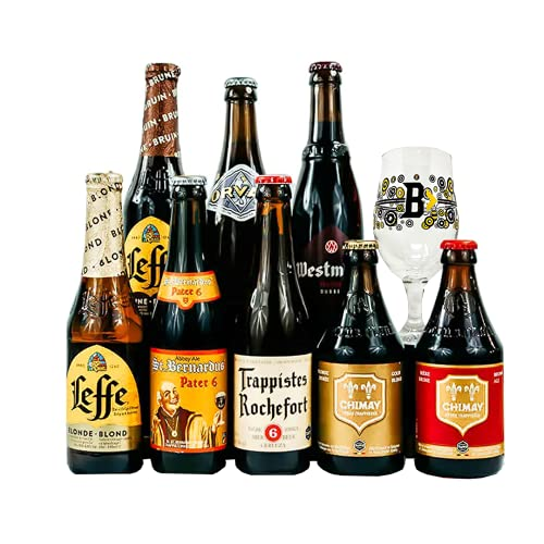 Best of Trappist Ales Mixed Cases (Best of Trappist 8 Pack)