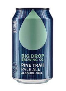 Big Drop – Pine Trail Pale Ale Cans – Alcohol Free (Gluten Free) 12 x 330ml