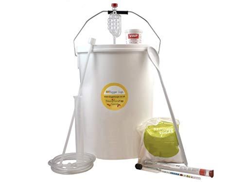 Bigger Jugs 40 Pint (5 Gallon) Cider Making Starter Kit – John Bull Country Cider