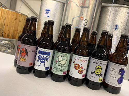 Bragdy Twt Lol ~ The Trefforest Brewery Welsh Beer Gift Set Cwrw Cymreig