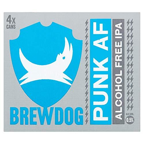 Brewdog Punk AF Alcohol Free IPA, 4 x 330ml