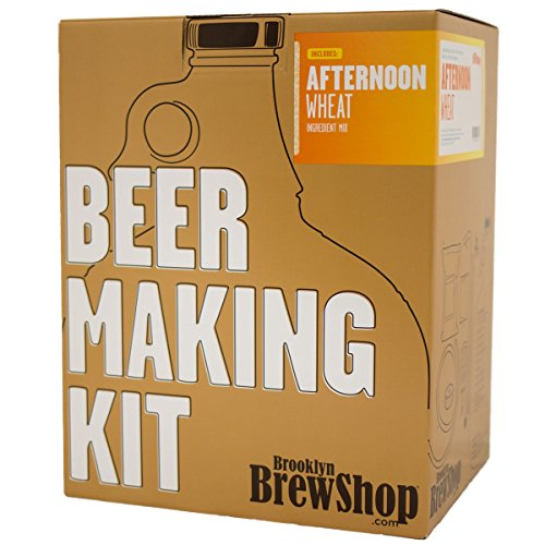 Brooklyn Brew Shop Beer Making Kit Summer Wheat