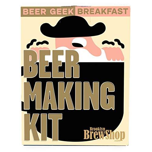 Brooklyn Brew Shop Mikkeller Beer Geek Breakfast Stout Beer Making Kit