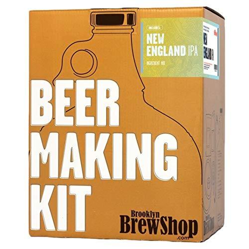 Brooklyn Brew Shop New England IPA Beer Making Kit