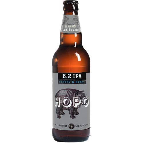 HOPO Scottish Craft Beer Discovery Case 12 x 500ml Bottles Of Scottish Craft IPA & Lager Including HOPO Session IPA…