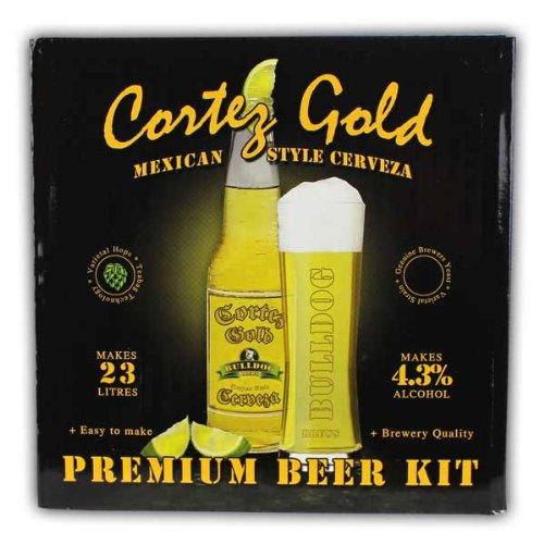 Bulldog Cortez Golden Mexican
