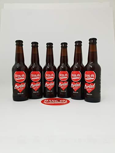 Cariad – The Beer Lovers Craft Beer Gift Set (6 bottles – Vegan Friendly)