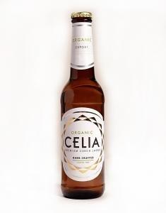 Celia Organic and Gluten Free Premium Czech Lager (12 bottles x 330ml) 4.5ABV