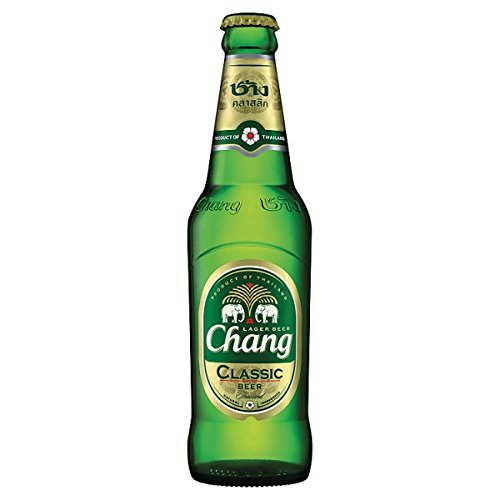 Chang Classic Lager Beer 320ml (Pack of 24 x 320ml)