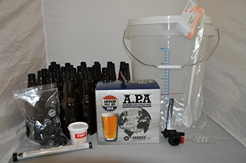 Complete Youngs American Pale Ale Starter Kit With Step By Step Guide