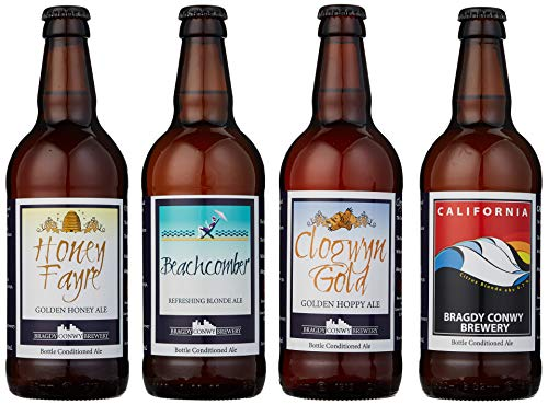 Conwy Brewery Pale Ale Gift Set, 500 ml