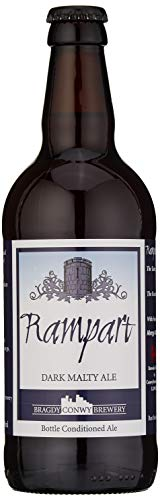 Conwy Brewery Rampart Bottles, 500 ml