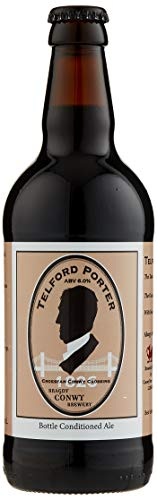 Conwy Brewery Telford Porter Bottle, 500 ml