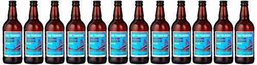 Conwy Brewery West Coast Beers Gift Set, 500 ml
