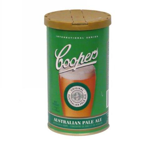 Coopers Australian Pale Ale (1.7 Kg) beer kit