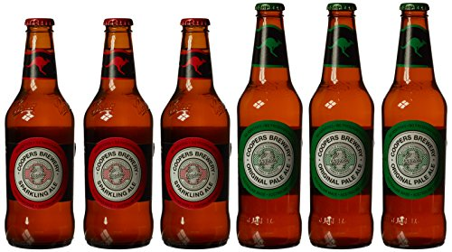 Coopers Brewery 6 Bottle Ale Mixed Case
