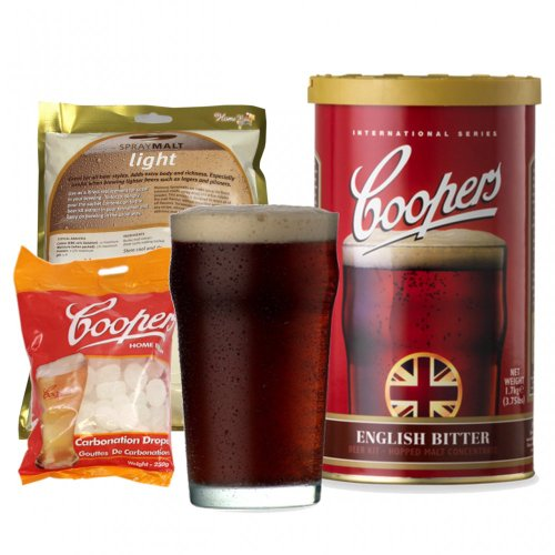 Coopers International Bundle Kits – English Bitter