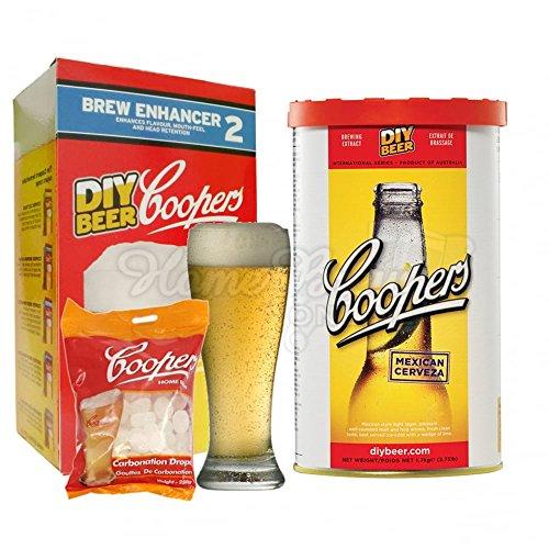 Coopers International Bundle Kits – Mexican Cerveza